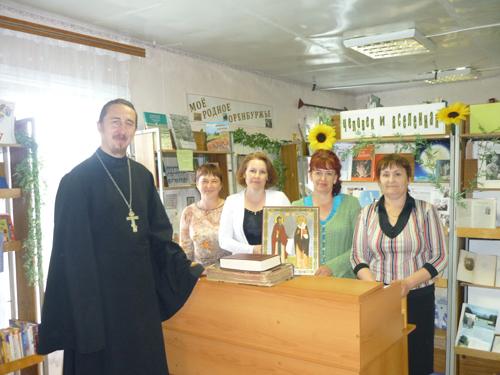 День славянской письменности в с.Кваркаено