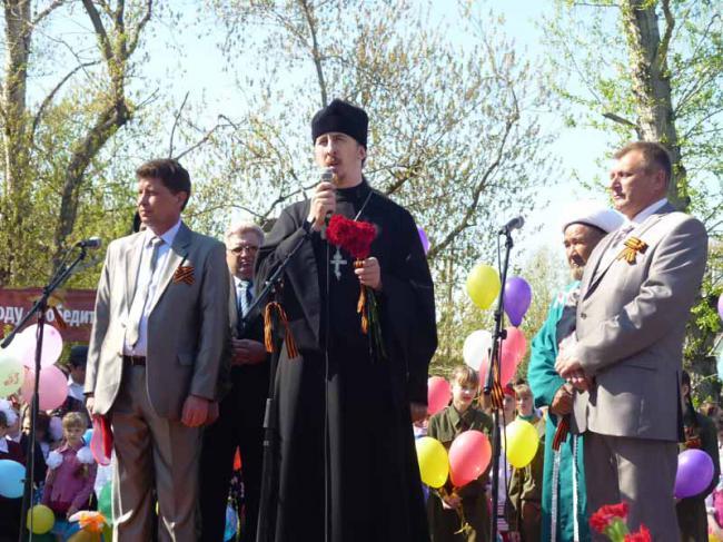 День победы 2011 в Кваркено