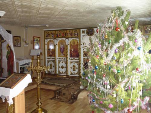 Рождественская елка в с.Кваркено