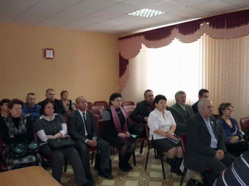 Участие в международном фонде по выборам 2012 Кваркено