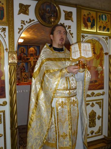 Литургия в праздник Богоявления