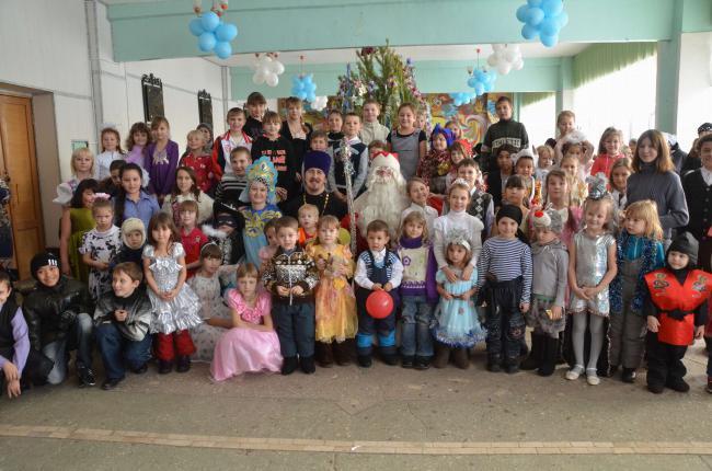Праздник Рождества Христова в Кваркено ДК Колос