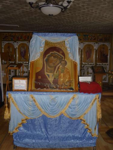Табынская икона в храме