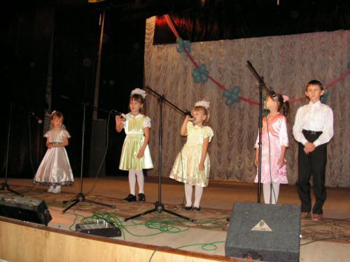 Дети воскресной школы