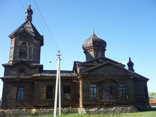 Храм в д. Покровка