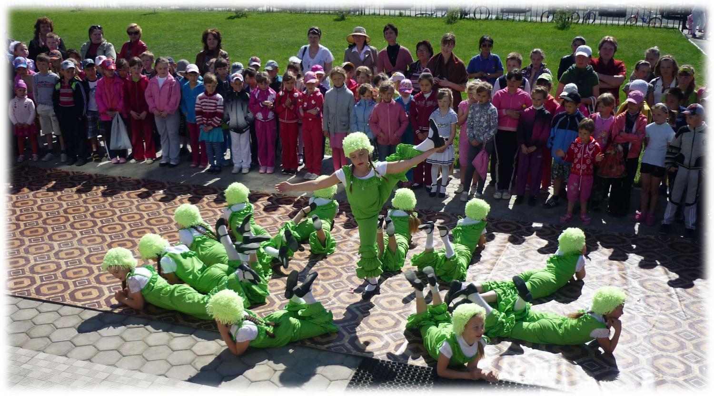 День детства 2013 в Кваркено