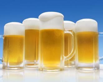 Импортное пиво в СПБ