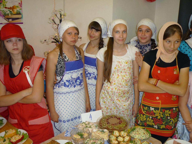 В Орской епархии прошел кулинарный конкурс «А ну-ка, девушки!» 3