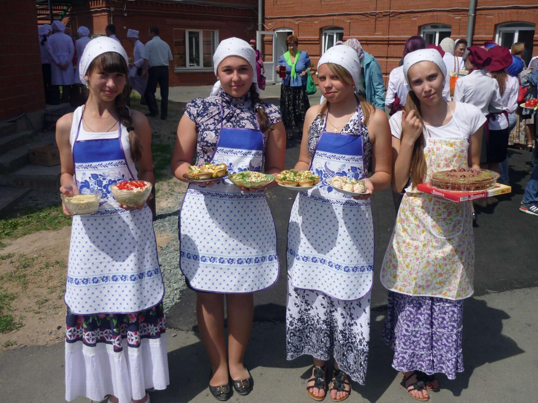 В Орской епархии прошел кулинарный конкурс «А ну-ка, девушки!» 4