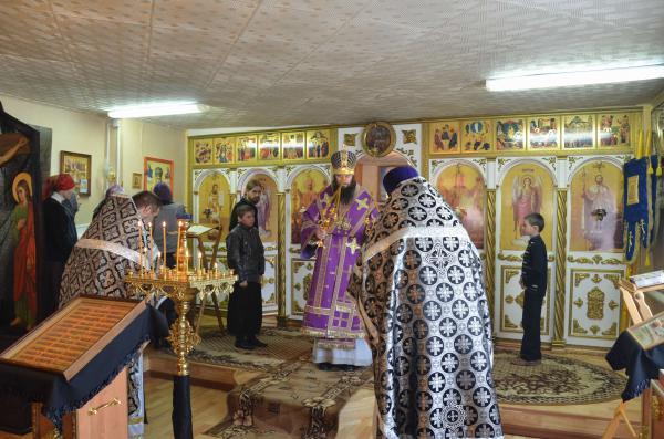 Малый вход на литургии