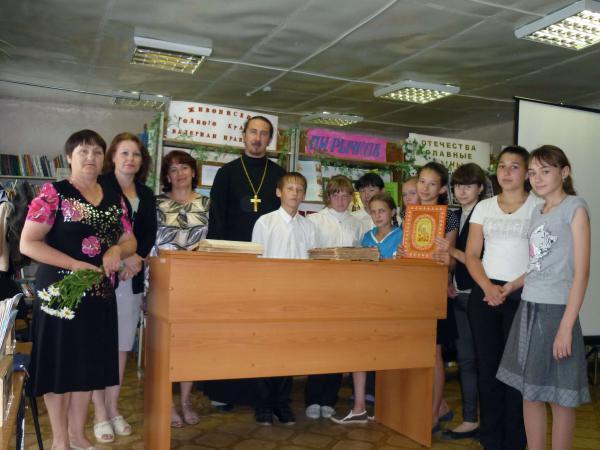 День письменности в Кваркено 24.05.2012