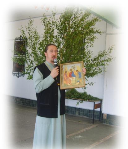 Священник Владимир рассказывает о празднике